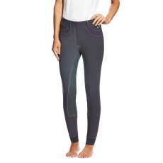 Ariat Women's FEI Olympia Acclaim Full Seat Breeches (Grey)