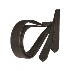JHL Stirrup Leathers (Brown)
