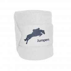 JHL Polo Bandages (White)