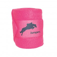 JHL Polo Bandages (Fuchsia)