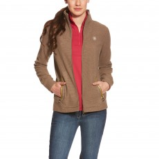 Ariat Women's Traverse Sweater Fleece (Morel)