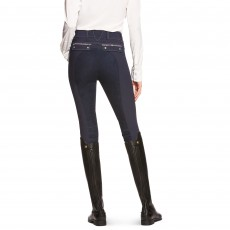 Ariat Women's Olympia Acclaim Full Seat Breeches (Navy Liberty)