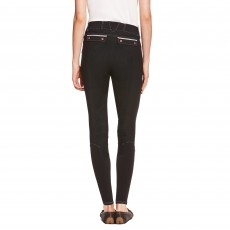 Ariat Women's Olympia Acclaim Full Seat Breeches (Black/Alloy)