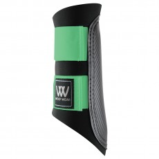 Woof Wear Club Brushing Boot Colour Fusion (Black/Mint)