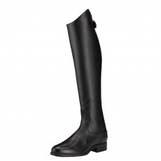 Ariat Women's Heritage Contour Dress Zip Boots (Black)