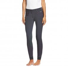 Ariat Women's FEI Olympia Acclaim Knee Patch Breeches (Grey)