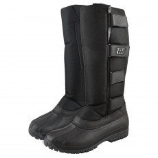 Woof Wear Adult's Long Yard Boots (Black)