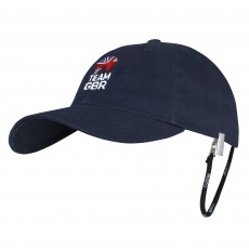 Musto Adults BEF Cotton Cap (True Navy)