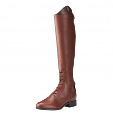 Ariat Women's Heritage II Ellipse Riding Boots (Cognac Coffee)