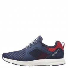 Ariat Men's Fuse Athletic Shoe (Team Navy)