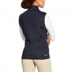 Ariat Women's Conquest Vest (Navy Heather)