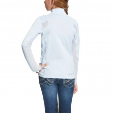 Ariat Girl's Sunstopper Top (Blue Cloud)
