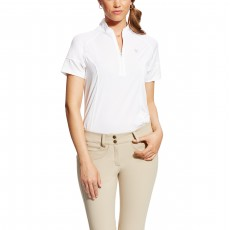 Ariat (Sample) Women's Cambria Jersey (White)