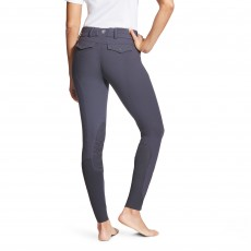 Ariat Women's Olympia Arcadia Knee Patch Breeches (Ebony)