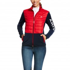 Ariat Women's Team Capistrano Jacket (Navy)