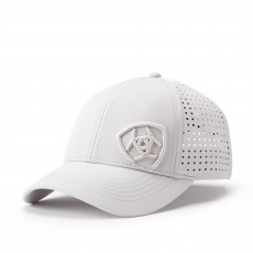 Ariat Adults Tri Factor Cap (Silver Grey)