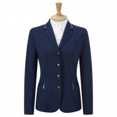 Caldene Girls Cadence Stretch Competition Jacket (Navy)