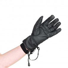 Caldene 3-in-1 Riding Gloves (Black)