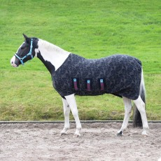 Masta Fleece Base Layer Rug (Jet Black)