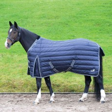 Masta Regal 425g Check Stable Rug (Grey)
