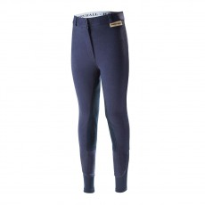Harry Hall Junior Huxley Breeches (Navy)