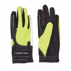 Harry Hall Lockton Riding Gloves (Yellow)