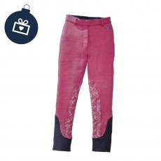 Harry Hall Junior Harton Jodhpurs (Pink)