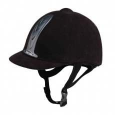 Harry Hall Legend PAS015 Riding Hat (Black)