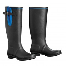 Harry Hall Brinsworth Tex Wellingtons (Black)