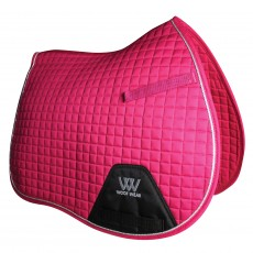 Woof Wear GP Saddle Cloth Colour Fusion (Berry)