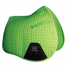 Woof Wear GP Saddle Cloth Colour Fusion (Lime)