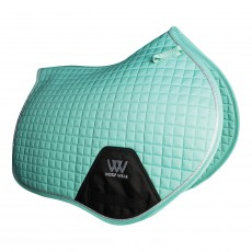 Woof Wear Close Contact Saddle Cloth Colour Fusion (Mint)