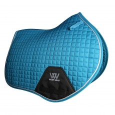 Woof Wear Close Contact Saddle Cloth Colour Fusion (Turquoise)