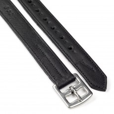 Whitaker Stirrup Leathers (Black)