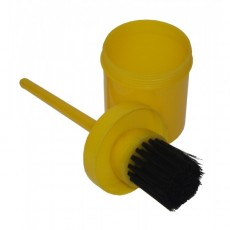 Bitz Hoof Oil Brush with Container
