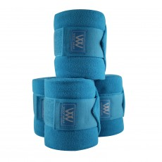 Woof Wear Polo Bandages Set of 4 (Turquoise)