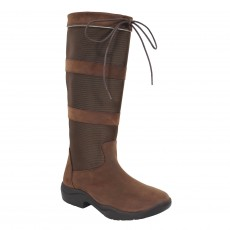 Mark Todd Women's Fileon Tall Boots (Brown)