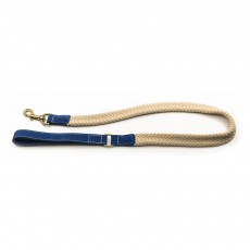 Ralph & Co Flat Rope Dog Lead (Blue)