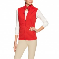 Ariat Women's Conquest Vest (Red)