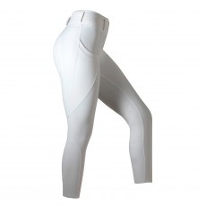 Mark Todd Women's Vegas Riding Tights (White)