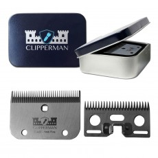 Clipperman CLA22 German Steel Blade Set