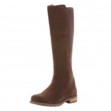 Ariat Women's Sutton H2O Country Boots (Chocolate)