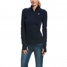 Ariat Women's Lowell 2.0 1/4 Zip (Navy)