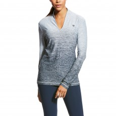 Ariat (Sample) Women's Pennant Baselayer (Navy Ombre)
