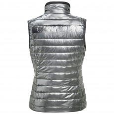 Cavallo Ladies Lulu Quilted Waistcoat (Silver)