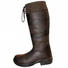 Mark Todd Kid's Mark II Country Boots (Brown)