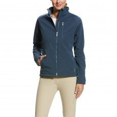 Ariat Women's Cyclone Softshell Jacket (Deep Tide)