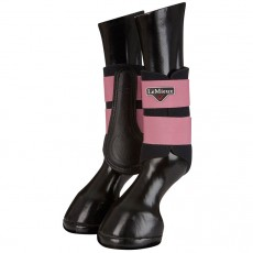 LeMieux Grafter Brushing Boot (Pink)