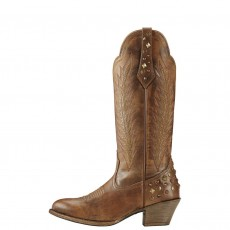 Ariat Women's Dusty Diamond Western Boots (Tawny)