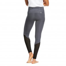 Ariat Women's EOS Knee Patch Tight (Grey)